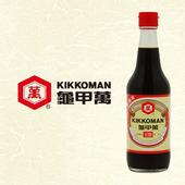 《龜甲萬》甘醇醬油(500ml/瓶)(1瓶)