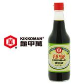 《龜甲萬》薄鹽醬油(500ml/瓶)(1瓶)