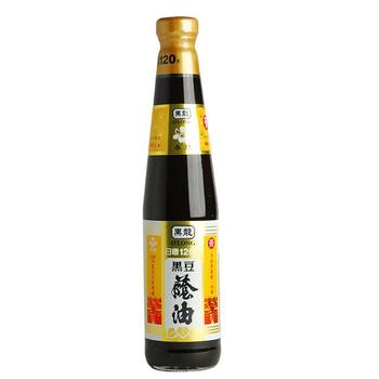 黑龍 春蘭級黑豆蔭油膏(400ml/瓶)(1瓶)