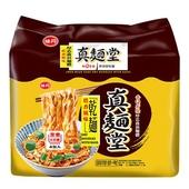 《真麵堂》塔香乾麵(90g*4入/組)