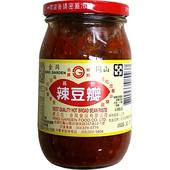 《金岡》岡山辣豆瓣醬(450g/瓶)