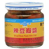 《明德》辣豆瓣醬(165g/罐)(1罐)