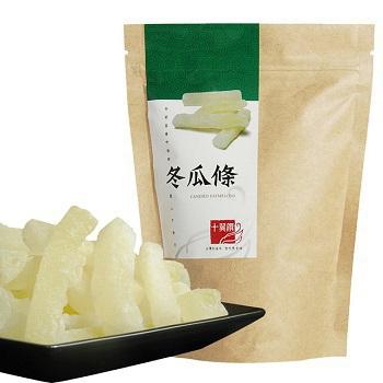 十翼饌 冬瓜條 (160g/包)(1包)