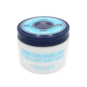 《L'OCCITANE 歐舒丹》乳油木舒芙身體霜(200ml/瓶)