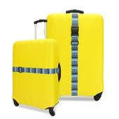 格紋行李箱束帶 顏色隨機(長度100-180cm)