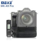 《Meike 美科》SONY A9 Pro 垂直手把(附遙控器)VG-C3EM贈GT-02桌上腳架