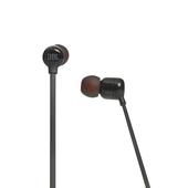 《JBL》耳道式無線藍牙耳機T110BT(黑)