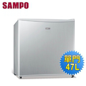 《SAMPO 聲寶》47公升單門冰箱SR-A05