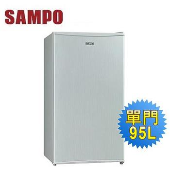《SAMPO 聲寶》95公升單門冰箱SR-A10