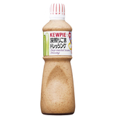 《KEWPIE》深煎胡麻醬(1000ml / 瓶)
