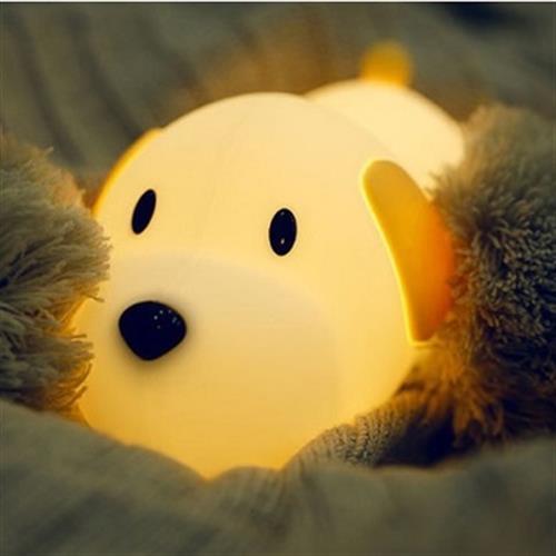 papa puppy狗狗觸控小夜燈(16*9*7.6cm)