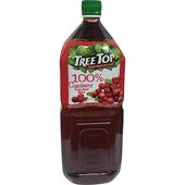《樹頂》100%蔓越莓綜合果汁(2000ml/瓶)