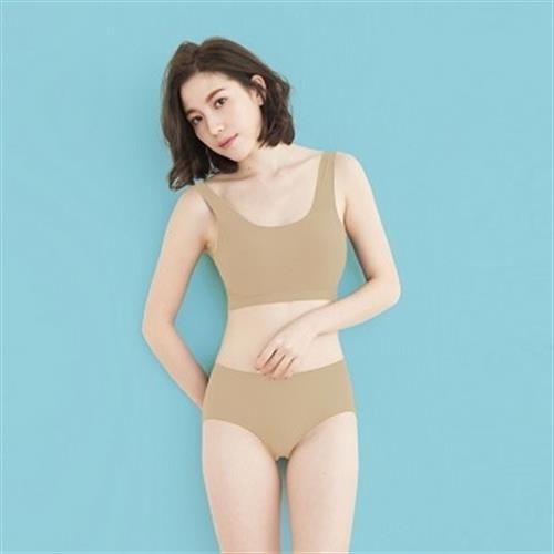 SOFT LIGHT 舒芙蕾 涼感無痕創新隱形貼合內衣-XL(膚)
