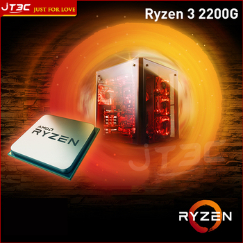 《AMD》四核 Ryzen 3 2200G 3.5GHz 含風扇/代理商三年保固 中央處理器(Ryzen 3 2200G)