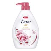 《DOVE多芬》玫瑰水嫩沐浴乳(1000g)