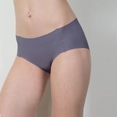 《SOFT LIGHT 舒芙蕾》無痕貼合內褲深紫(M)