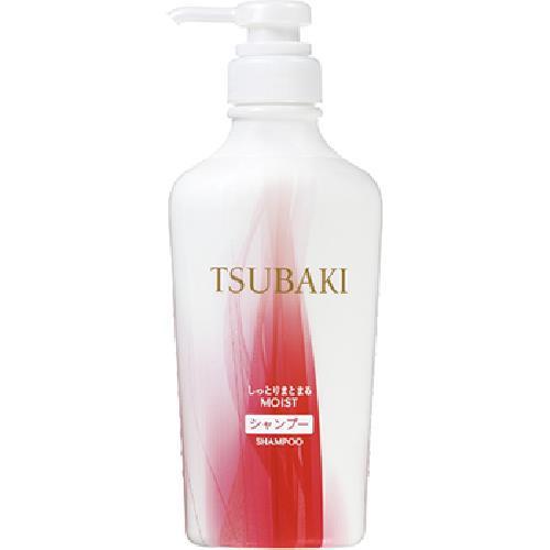 《思波綺TSUBAKI》植萃瞬透洗髮精-450ml(保濕)