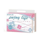 《Enjoy life享生活》抽取式衛生紙130抽14包 $129
