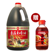 《萬家香》香菇素蠔油送海山醬(4400g+225g)