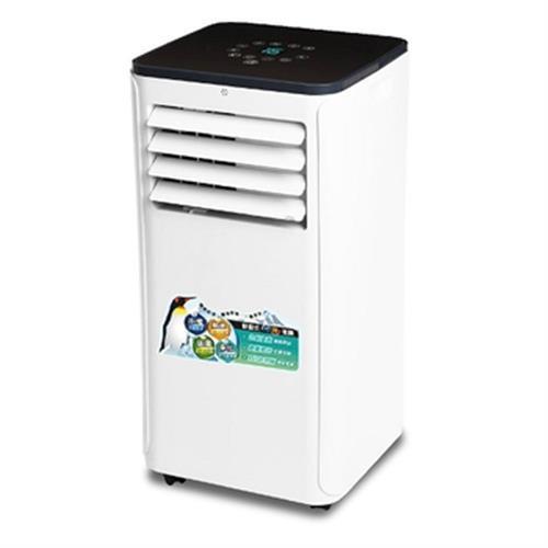 晶華 冷暖型清淨除溼移動式冷氣機ZW-1360CH