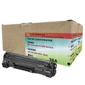 《EZTEK》EZTEK HP CB436A 環保碳粉匣(雙包裝)(CB436A)