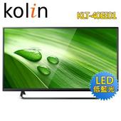 《歌林KOLIN》40吋LED液晶顯示器+視訊盒KLT-40EE01(送基本安裝)