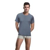 《台灣製SanSheng》涼感透氣短袖衫-顏色隨機出貨(3V-393)(M)