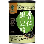 《薌園》青仁黑豆粉(熟粉)(400g*罐)