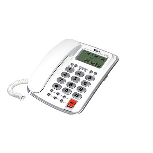 《羅蜜歐》來電顯示有線電話TC-606(顏色隨機出貨)