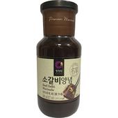 《韓國清淨園》烤肉醬280g(牛排)