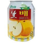 韓國生水梨飲料(240ml/罐)