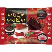 日本綜合草莓夾心巧克力(46g)