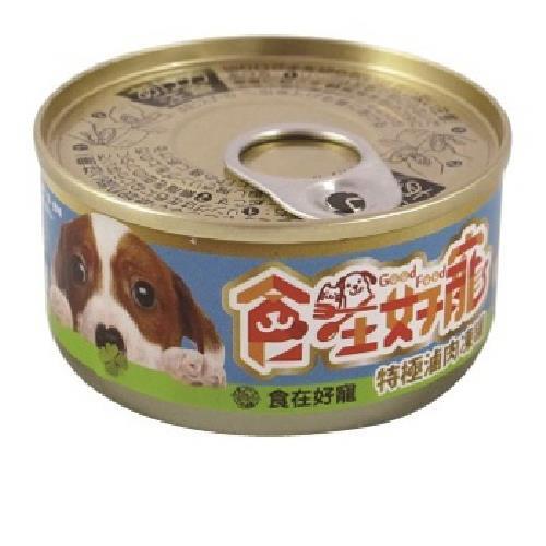 《食在好寵》犬的特極凍罐85g(純雞肉/蛋)