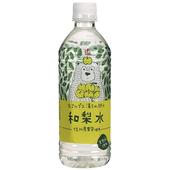 日本北阿爾卑斯山水500ml(梨子風味-即期2018.12.26)