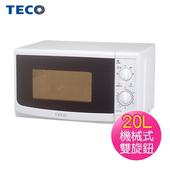 《TECO 東元》20公升機械式微波爐YM2003CB