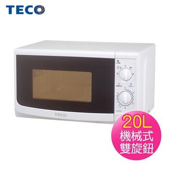 TECO 東元 20公升機械式微波爐YM2003CB