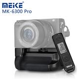 《Meike 美》科 SONY A6300 Pro 垂直手把(附遙控器)
