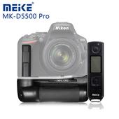 《Meike 美科》Nikon D5500 Pro 垂直手把(附遙控器)
