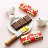 《滋露》巧克力 12條/盒(奶油)