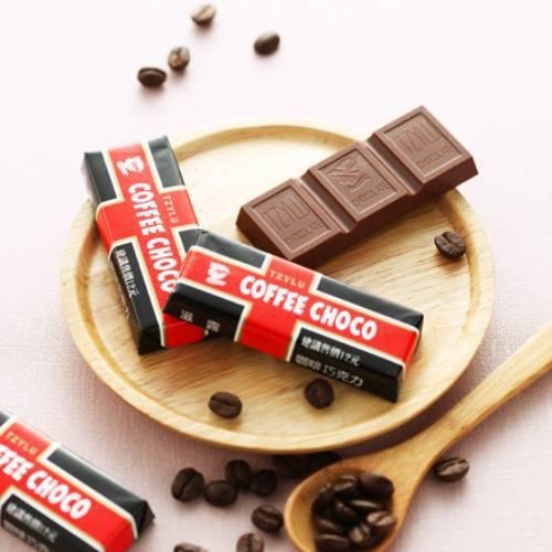 《滋露》巧克力 12條/盒(咖啡-即期2020.08.10)
