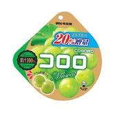 《KORORO》味覺糖 酷露露Q糖 48g/包(白葡萄味)