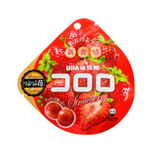 《KORORO》味覺糖 酷露露Q糖 48g/包(草莓味)