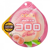 《KORORO》味覺糖 酷露露Q糖 48g/包(水蜜桃味)