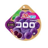 《KORORO》味覺糖 酷露露Q糖 48g/包(紫葡萄味)