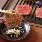 《欣明生鮮》頂級老饕鮮脆燒烤牛舌片(200公克±10% /盒)(*1包)