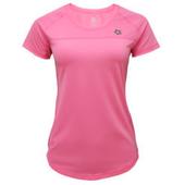 《KRATOS》彈性紗抗UV運動T恤精典款桃粉色(NKT10S50040704-S4)