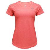 《KRATOS》彈性紗抗UV運動T恤精典款麻橘色(NKT10S22050706-S)