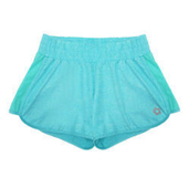 《KRATOS》棉感排汗運動短褲麻冰藍色(NKT10S15031202-S)