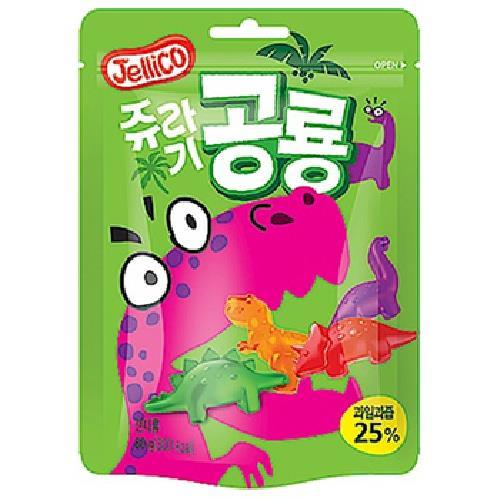 《Jellico》恐龍造型軟糖(80g)