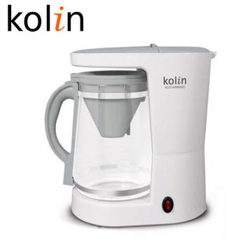 《Kolin歌林》泡茶咖啡兩用機KCO-MN682C